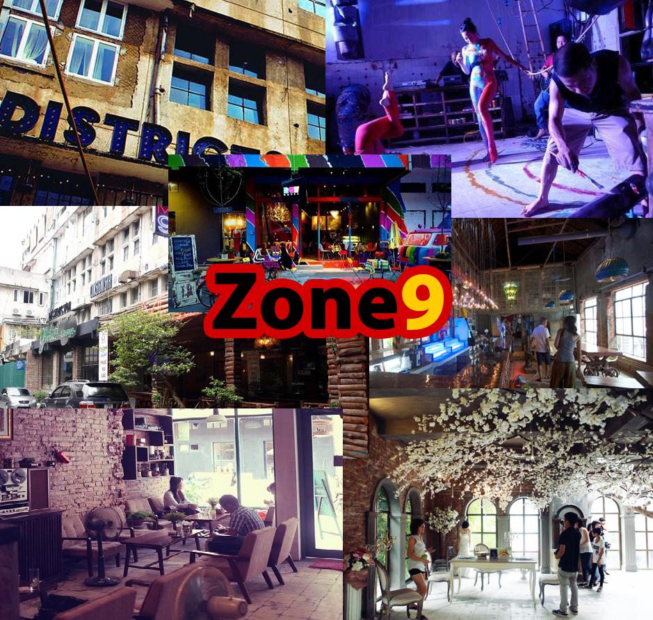 khủng hoảng truyền thông Zone 9